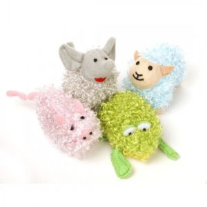 Soft Cat Toys