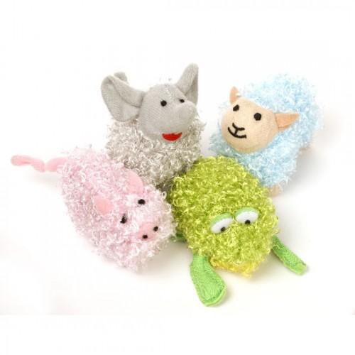 Soft Cat Toys